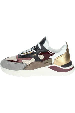 D.A.T.E. Sneakers Girls Nabuk/nylon