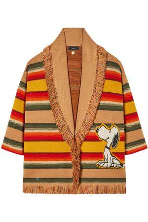 Alanui The Peanuts Gauchos Wool Cardigan