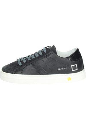 D.A.T.E. Sneakers Boys Pelle/camoscio