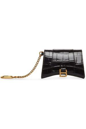 Balenciaga Women Purses - Hourglass chain cardholder