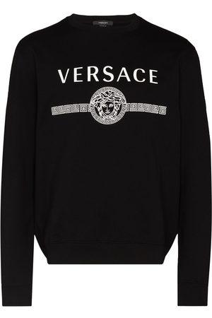 VERSACE Medusa Logo Sweatshirt