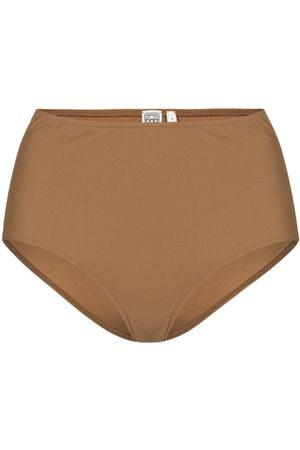 Totême Women Bikinis - High-rise bikini bottoms