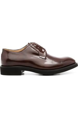 PAUL SMITH Men Formal Shoes - Polished-leather derby shoes