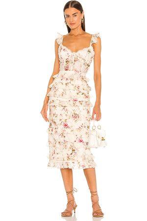 V. Chapman Women Midi Dresses - Fiorenza Midi Dress in .