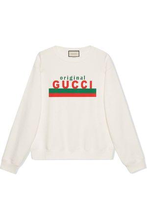 Gucci Original logo-print sweatshirt