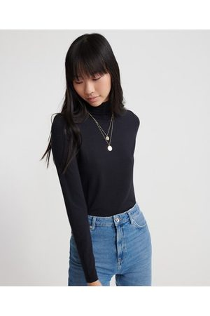 Superdry High Neck Essential Top