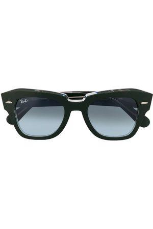 Ray-Ban Chunky-frame sunglasses