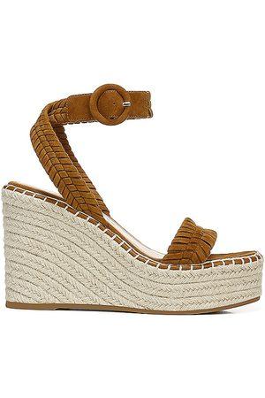 VERONICA BEARD Rilla Wedge Sandal in .