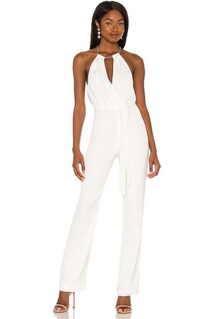 NBD Women Jumpsuits - Maika Jumpsuit in Ivory.