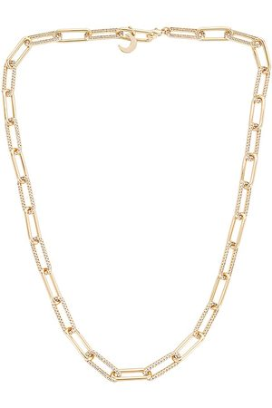 Lili Claspe Ever Link Chain in Metallic .