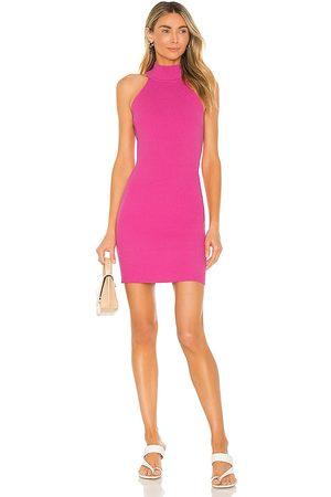 LINE & DOT X REVOLVE Danielle Mini Dress in Pink.