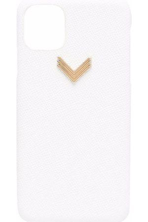 Manokhi X Velante logo-embellished iPhone 11 Pro Max case