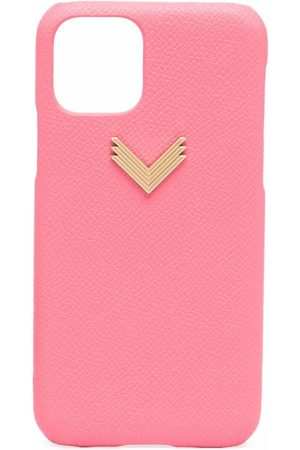 Manokhi X Velante logo-embellished iPhone 11 Pro case