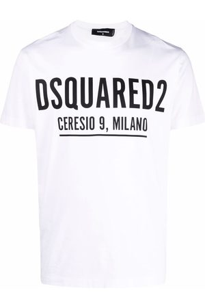Dsquared2 Logo-print short-sleeve T-shirt