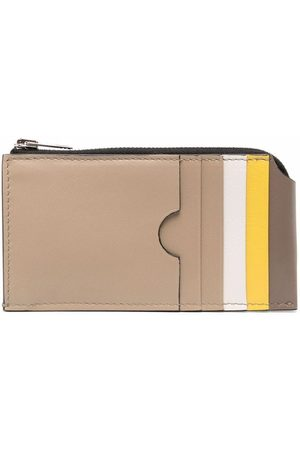 Acne Studios Wallets - Logo-embossed leather wallet