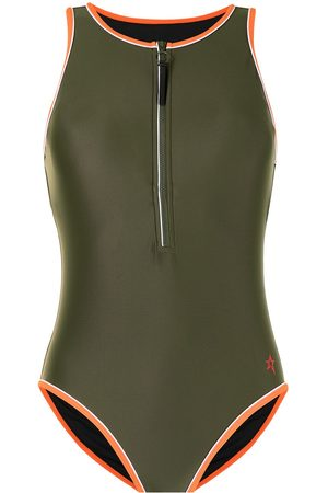 Perfect Moment Racer-back swimsuit