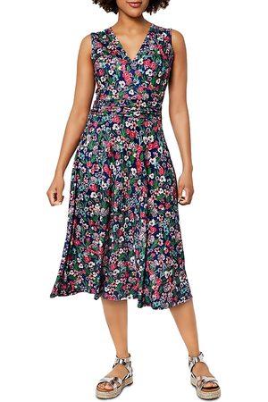 Leota Women Printed Dresses - Cindy Printed Midi Dress