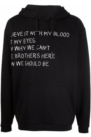 NEIGHBORHOOD OOTD cotton hoodie