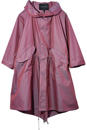 Marc Jacobs Women Trench Coats - Toggle-fastening waist hooded raincoat