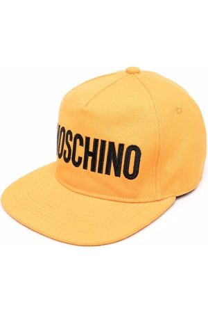 Moschino Logo-print flat cap