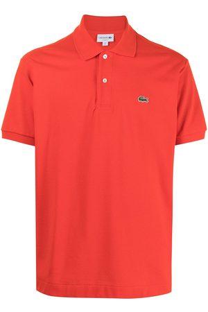 Lacoste Classic appliqué-logo polo shirt