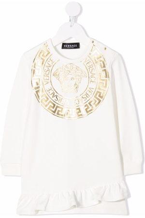 VERSACE Medusa-Head sweater dress