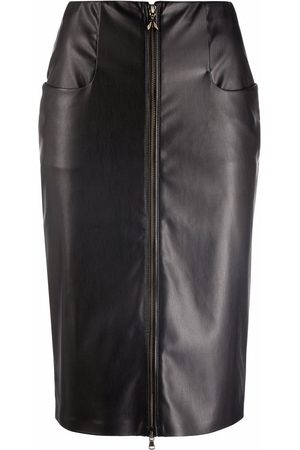 Patrizia Pepe High-waisted pencil skirt