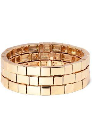 Roxanne Assoulin Brick by Brick bracelet set