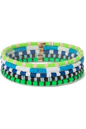 Roxanne Assoulin Chill Heishi bracelet set