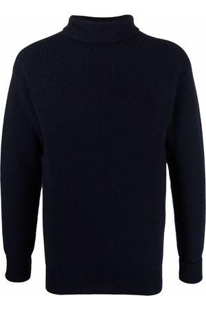 Jil Sander Ribbed-knit roll neck jumper