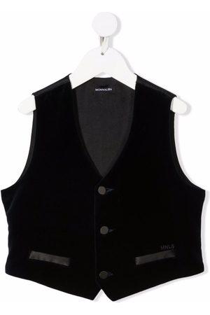 Monnalisa Two-tone waistcoat