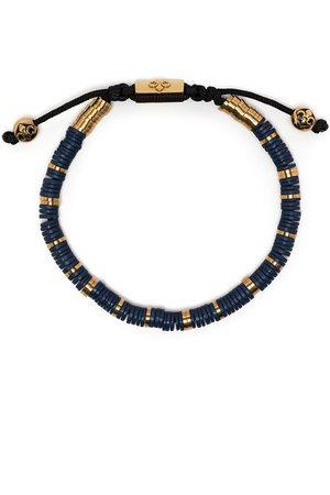 Nialaya Jewelry Disc beaded bracelet
