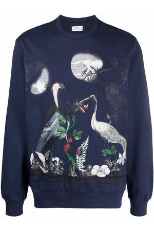 Etro Felpa crewneck sweatshirt