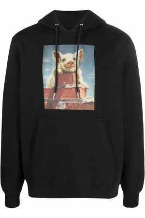 Sandro Photograph print hoodie