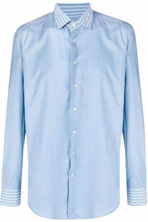 Etro Long-sleeve cotton shirt