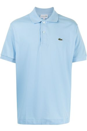 Lacoste Logo-embroidered polo shirt