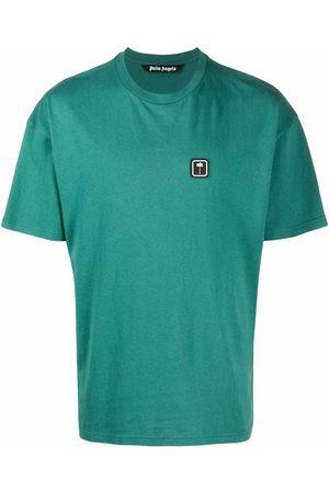 Palm Angels T-shirts - PXP palm patch T-shirt
