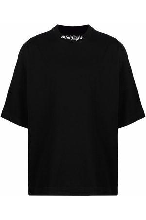 Palm Angels Logo-print short-sleeve T-shirt