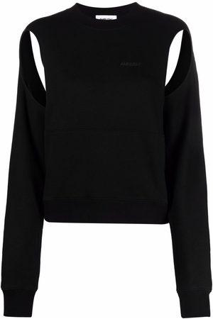 AMBUSH Cut-out detail sweatshirt