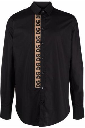 Dolce & Gabbana DG motif shirt