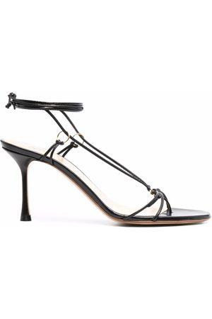 Francesco Russo Strap-detail open-toe sandals