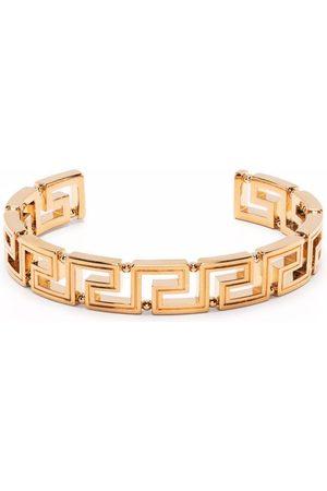VERSACE Women Bracelets - Greca Key cuff bracelet