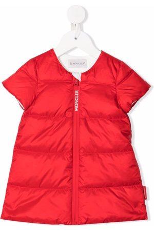 Moncler Enfant Padded zip-front dress