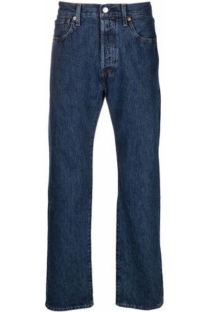 Levi's 501 straight-leg jeans