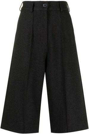 MATÉRIEL by Aleksandre Akhalkatsishvili Cropped culotte trousers
