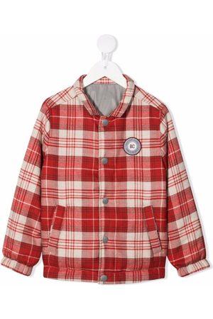 Brunello Cucinelli Check-pattern shirt