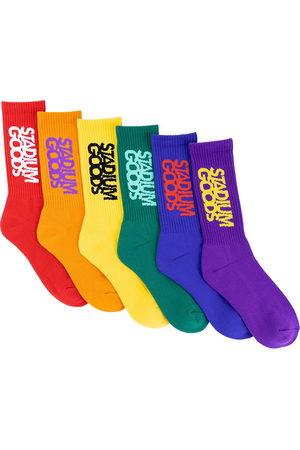 """Stadium Goods 6-sock box """"Pride Pack"""" set - Multicolour"""