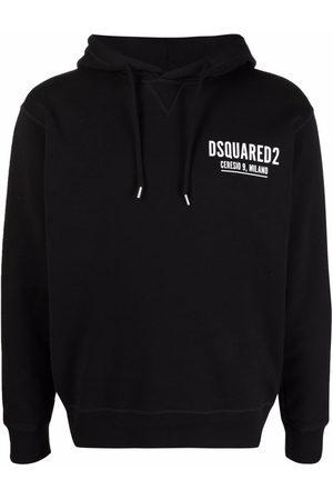Dsquared2 Logo-print cotton hoodie