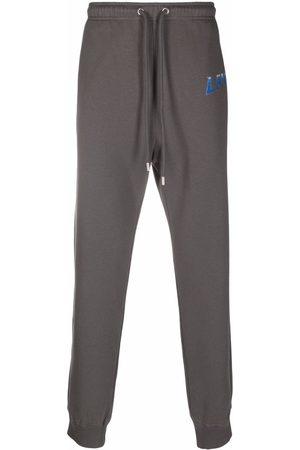 Lanvin Logo-print track pants - Grey