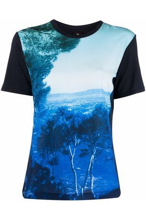 Paul Smith Graphic-print short-sleeve T-shirt